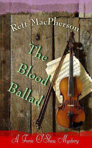 The Blood Ballad (Torie O'Shea Mysteries, No. 11): MacPherson, Rett
