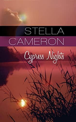 9781602852426: Cypress Nights (Center Point Platinum Romance (Large Print))