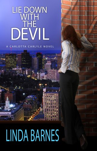Lie Down with the Devil (Center Point Platinum Mystery (Large Print)): Barnes, Linda