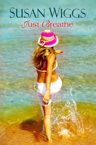 9781602852839: Just Breathe (Center Point Platinum Romance (Large Print))