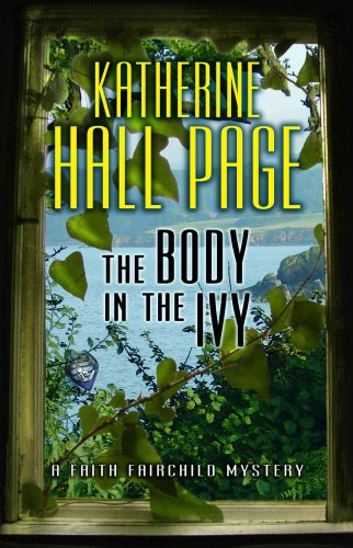 9781602852884: The Body in the Ivy (Center Point Premier Mystery (Large Print))