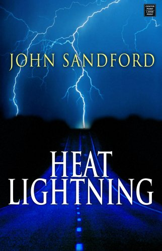 9781602853072: Heat Lightning (Center Point Platinum Mystery (Large Print))