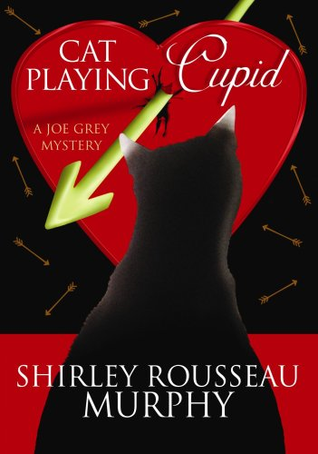 9781602854192: Cat Playing Cupid (Center Point Premier Mystery (Large Print))