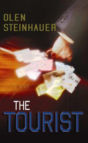 9781602854291: The Tourist (Center Point Platinum Mystery (Large Print))