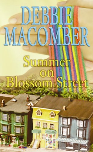 9781602854543: Summer on Blossom Street (Center Point Platinum Fiction (Large Print))