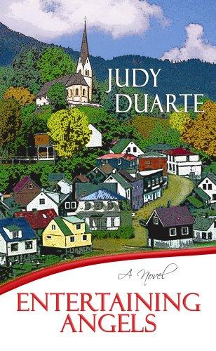 Entertaining Angels (Center Point Premier Fiction (Large Print)): Duarte, Judy