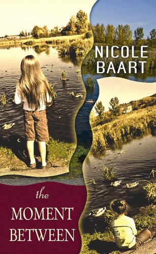 9781602854802: The Moment Between (Center Point Christian Fiction (Large Print))