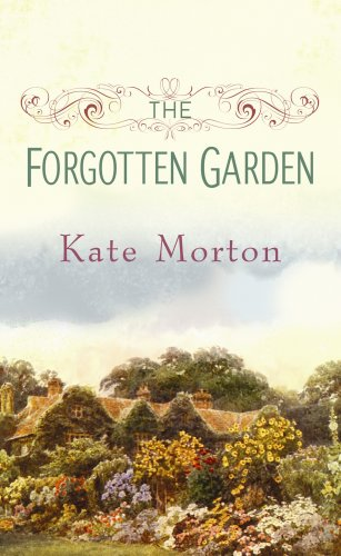 9781602854925: The Forgotten Garden (Center Point Platinum Fiction (Large Print))