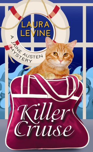 Killer Cruise (Center Point Premier Mystery (Large: Laura Levine
