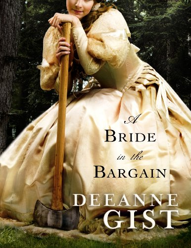 9781602855618: A Bride in the Bargain (Center Point Christian Romance (Large Print))
