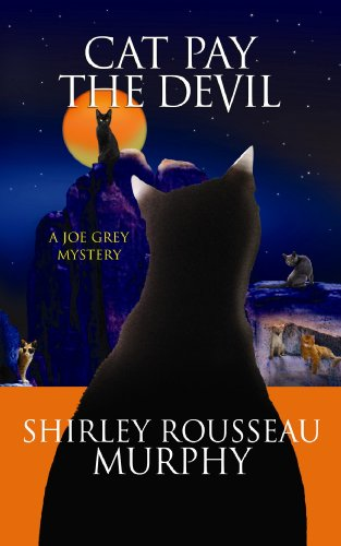 9781602855670: Cat Pay the Devil (Center Point Premier Mystery (Large Print))