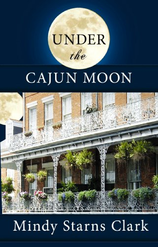9781602855939: Under the Cajun Moon (Center Point Christian Mystery (Large Print))