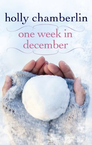 9781602856226: One Week in December (Center Point Premier Fiction (Large Print))