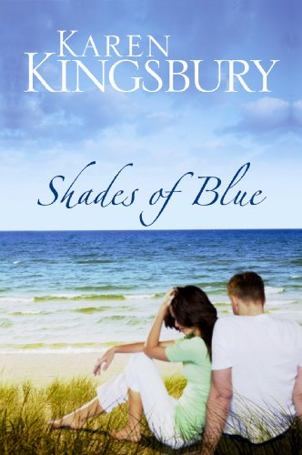9781602856363: Shades of Blue (Center Point Christian Fiction (Large Print))