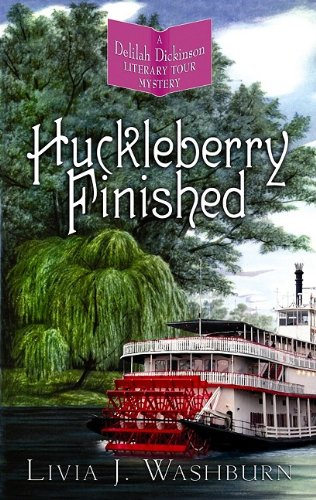 9781602856387: Huckleberry Finished (Center Point Premier Mystery (Large Print))
