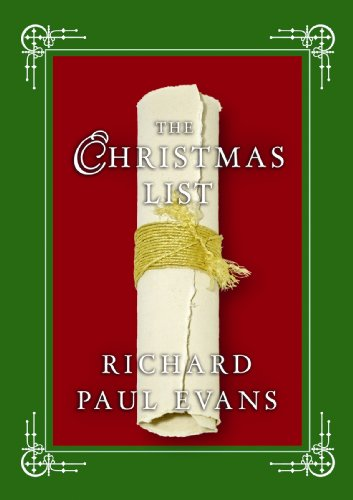 9781602856394: The Christmas List (Center Point Platinum Fiction (Large Print))