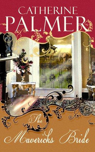 The Maverick's Bride (Center Point Christian Romance (Large Print)): Catherine Palmer