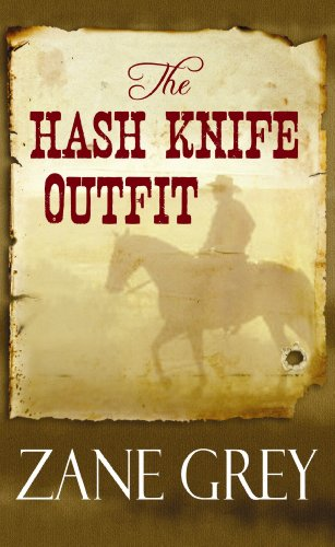 9781602856509: The Hash Knife Outfit (Center Point Western)