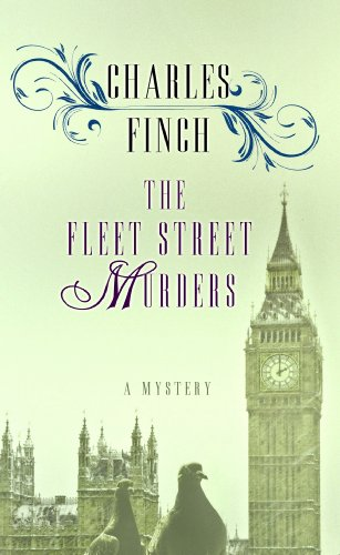 9781602856554: The Fleet Street Murders (Center Point Platinum Mystery (Large Print))