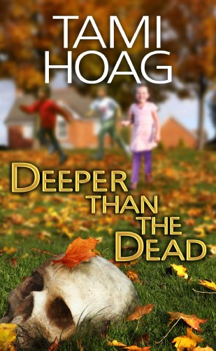 9781602856608: Deeper Than the Dead (Center Point Platinum Mystery (Large Print))