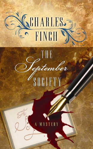 9781602856660: The September Society (Premier Mystery Series)