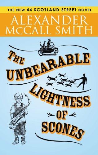9781602856851: The Unbearable Lightness of Scones (Center Point Platinum Fiction (Large Print))
