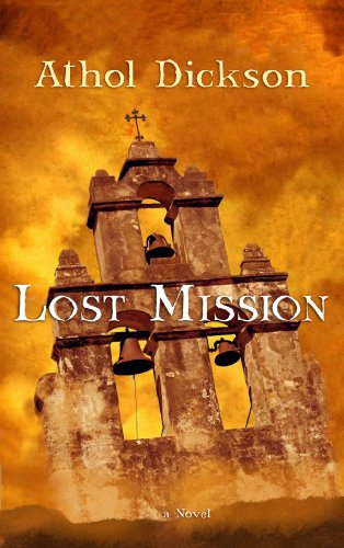 Lost Mission (Center Point Christian Mystery (Large Print)): Athol Dickson