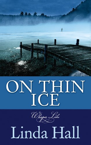 9781602857223: On Thin Ice (Center Point Christian Mystery (Large Print))