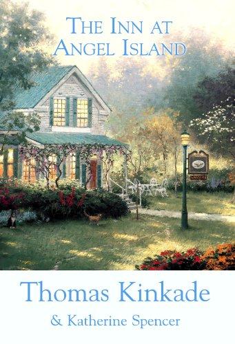 The Inn at Angel Island (Center Point Premier Fiction (Large Print)): Thomas Kinkade