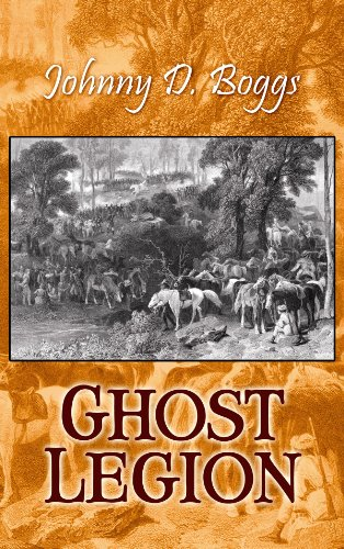 9781602857483: Ghost Legion (Center Point Premier Western (Large Print))