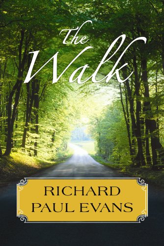 9781602857674: The Walk (Center Point Platinum Fiction (Large Print))