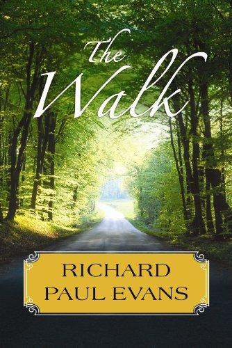 9781602857674: The Walk (Center Point Platinum Fiction)