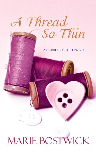 9781602857759: A Thread So Thin (Center Point Premier Fiction (Large Print))