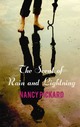 9781602858121: The Scent of Rain and Lightning (Center Point Platinum Mystery (Large Print))