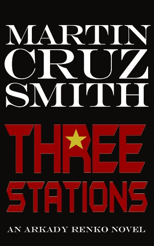 Three Stations (Center Point Platinum Fiction (Large Print))