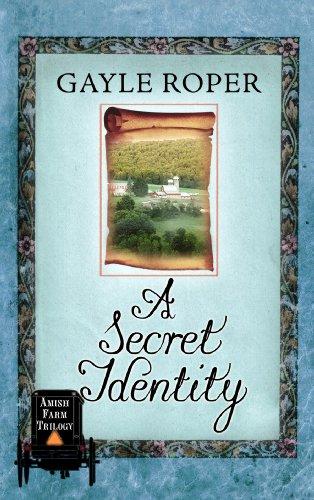 9781602858763: A Secret Identity (Center Point Christian Mystery (Large Print))