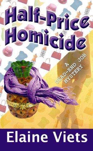 9781602858930: Half-Price Homicide (Center Point Premier Mystery (Large Print))