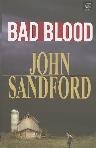 9781602859012: Bad Blood (Center Point Platinum Mystery (Large Print))