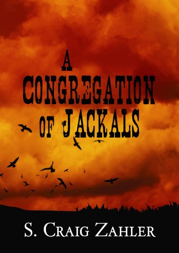 9781602859128: A Congregation of Jackals (Center Point Western Complete (Large Print))