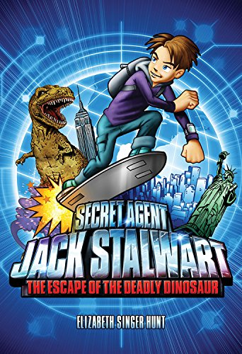 9781602860049: Secret Agent Jack Stalwart: Book 1: the Escape of the Deadly Dinosaur: USA :
