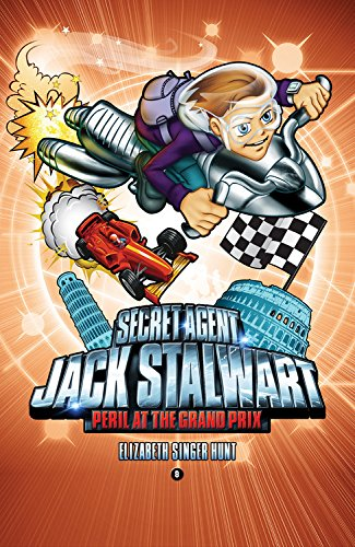 9781602860193: Secret Agent Jack Stalwart: Book 8: Peril at the Grand Prix: Italy (The Secret Agent Jack Stalwart Series)