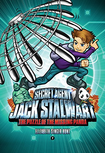 9781602860209: Secret Agent Jack Stalwart: Book 7: The Puzzle of the Missing Panda: China (The Secret Agent Jack Stalwart Series)