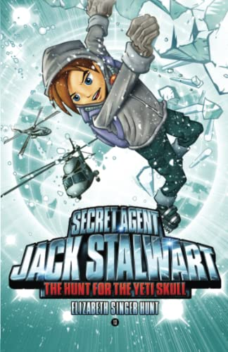 9781602861510: Secret Agent Jack Stalwart: Book 13: The Hunt for the Yeti Skull: Nepal