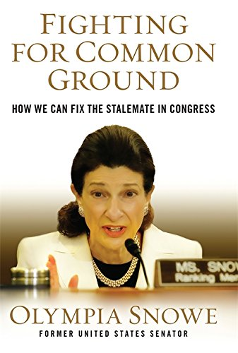 9781602862173: Fighting for Common Ground: How We Can Fix the Stalemate in Congress