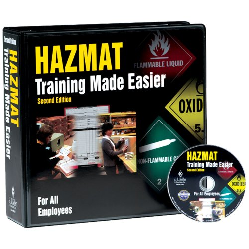 9781602872431: Hazmat Training Made Easier For All Employees, Second Edition - DVD Training (250DVDR 8)