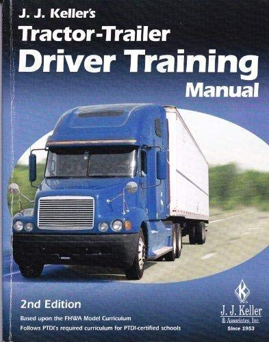 9781602872769: Tractor Trailer Driving Training Manual