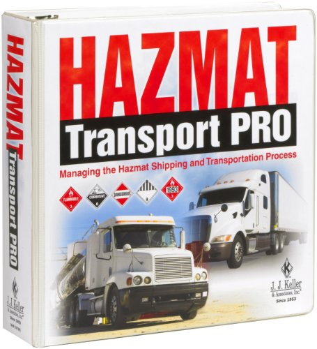 9781602874442: Hazmat Transport Pro: Managing the Hazmat Shipping and Transportation Process (18M)
