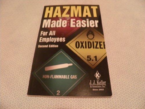 9781602876071: Hazmat Made Easier: For All Employees. 2nd ed