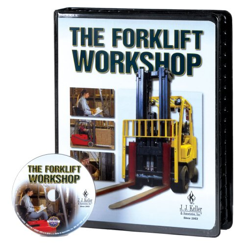 9781602876958: The Forklift Workshop - DVD Training (427DVD)