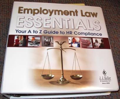 9781602879041: Employment Law Essentials